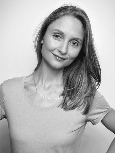 Maria M. Wardzinska (Foto: Christoph Mannhardt)